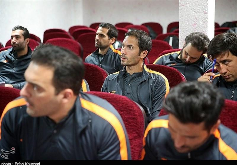بازیکن پیشین پرسپولیس دستیار نصرتی در اکسین شد
