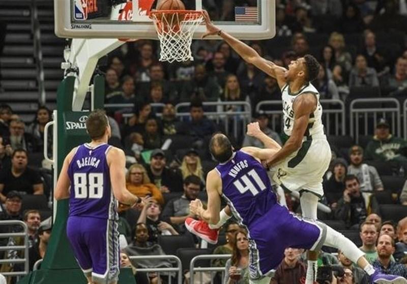 لیگ NBA، شکست سنگین وریرز در اوکلند، پیروزی تاندر با درخشش جرج