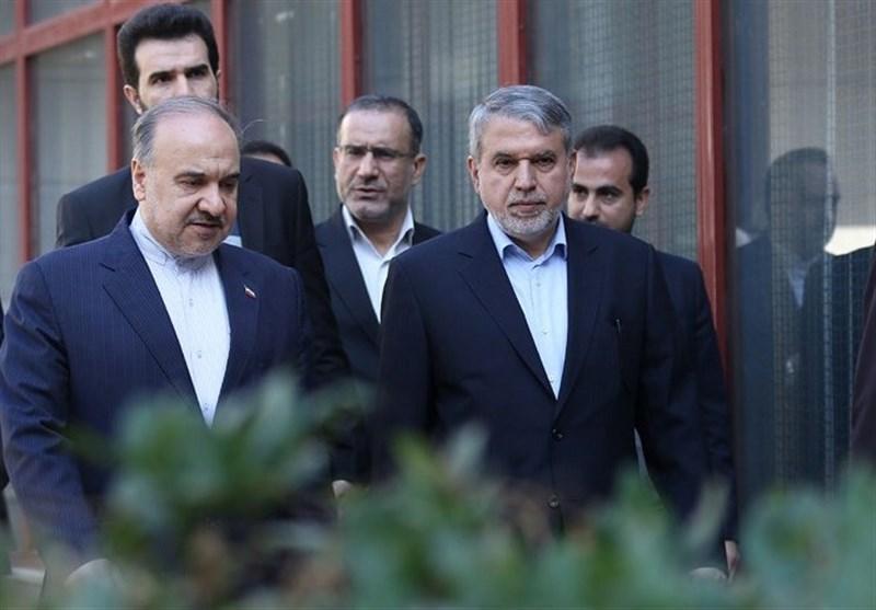جلسه ویژه وزیر ورزش و رئیس کمیته ملی المپیک، فوتبال، محور صحبت های سلطانی فر و صالحی امیری؟