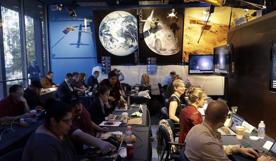 لورفتن دیتای شخصی کارمندان ناسا