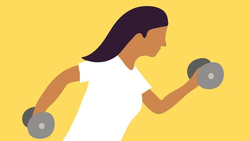 فقط هفته ای 2 ساعت تمرین ورزشی برای سلامت روان کافی است