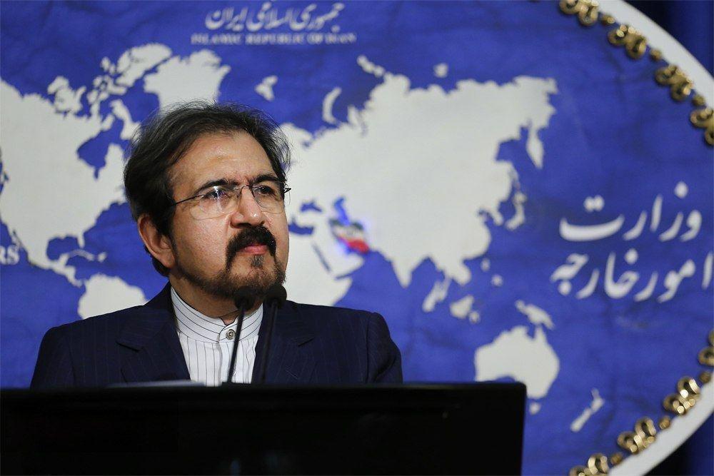 واکنش ایران به بازداشت گوینده پرس تی وی توسط آمریکا
