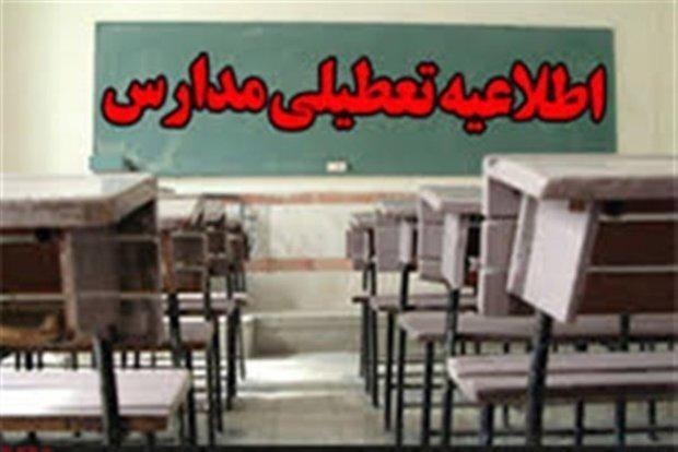 بعضی مدارس شهرستان دزفول فردا تعطیل اعلام شد