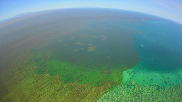 سیلاب استرالیا تهدیدی برای دیواره بزرگ مرجانی
