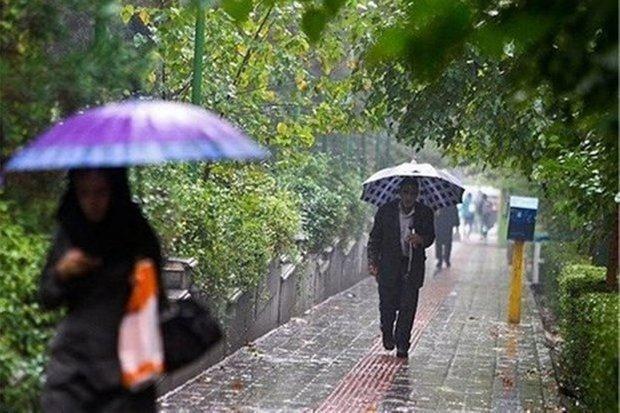 سامانه بارشی از پنجشنبه هفته جاری وارد ایلام می گردد