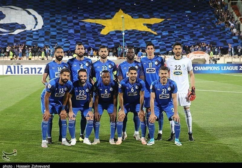 مطالبات پرداخت شد؛ بازیکنان استقلال در اردو حاضر شدند