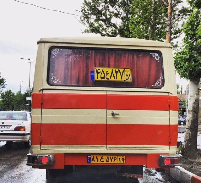 ناوگان حمل و نقل کرمانشاه پیرتر از میانگین کشور است