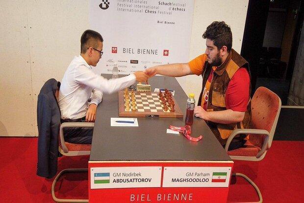 7 تساوی و یک شکست شطرنج بازان ایرانی در دور چهارم مسابقات ابوظبی