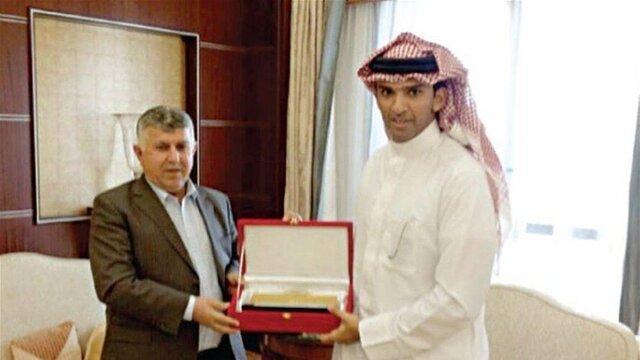 اعلام آمادگی فدراسیون فوتبال بحرین برای بازی در عراق