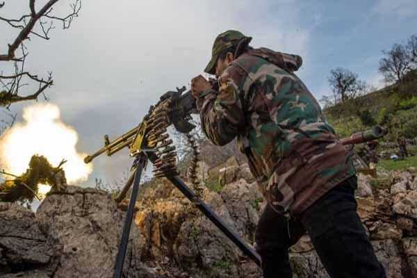 تداوم پیشروی های ارتش سوریه در ادلب و فرار تروریستها