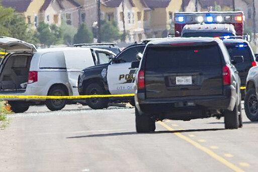 تیراندازی در غرب تگزاس با دست کم 5 کشته و 21 مجروح