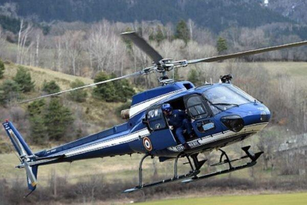 سقوط یک فروند بالگرد غیرنظامی در نروژ، چهار تن کشته شدند