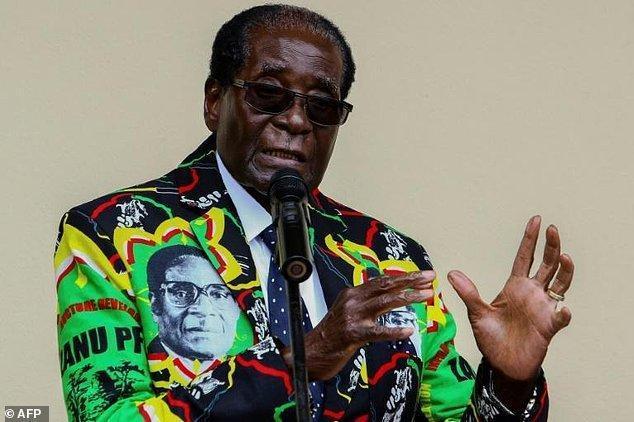 اقدام عجیب سفارت آمریکا در زیمبابوه