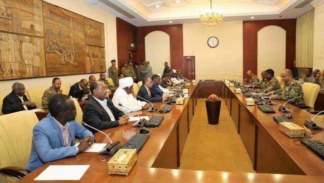 اعضای نظامی و غیرنظامی شورای حاکمیتی سودان انتخاب شدند