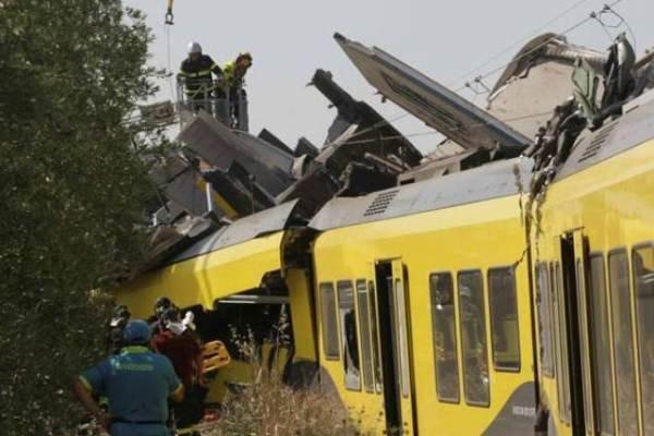 شمار تلفات سانحه تصادف قطار در ایتالیا به پنجاه تن رسید
