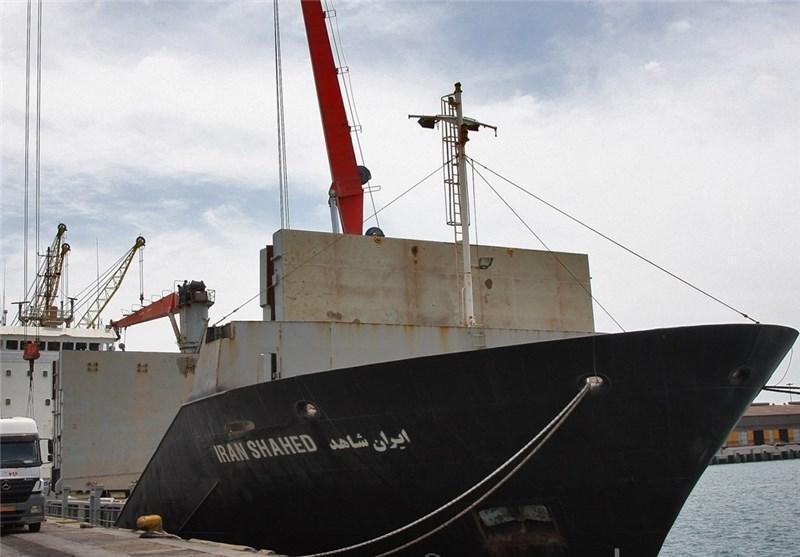 نخستین خط کشتیرانی مستقیم بین ایران و عمان راه اندازی شد