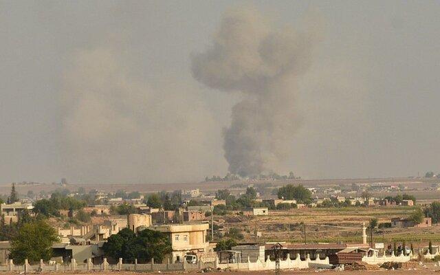 واکنش اروپایی ها به حمله نظامی ترکیه در سوریه
