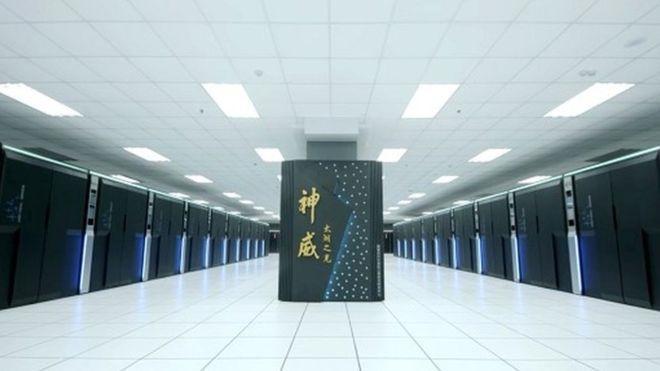 چین سریع ترین ابرکامپیوتر جهان را ساخت