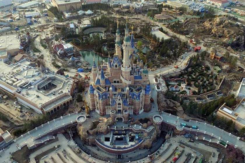 چین؛ پایتخت پارک های موضوعی دنیا