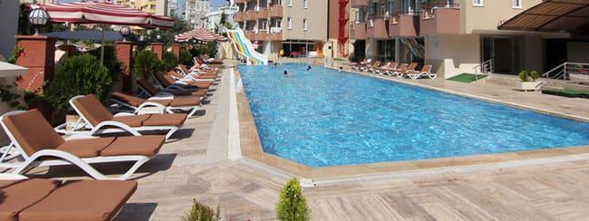 هتل های ارزان آنتالیا از دید گردشگران