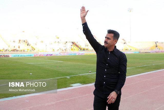 پورموسوی: بازی با استقلال نقاط ضعف ما را نشان داد، دنبال صعود به جام جهانی هستیم