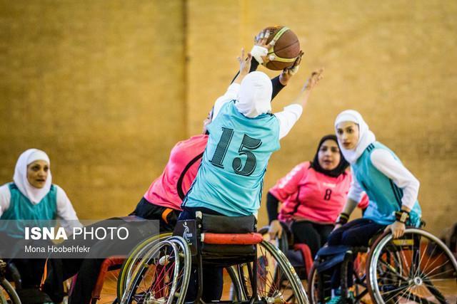 مربی تیم ملی بسکتبال باویلچر زنان: مشکل ویلچر داریم، سهمیه جاکارتا را می گیریم