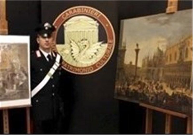نقاشی مسروقه پیکاسو پیدا شد