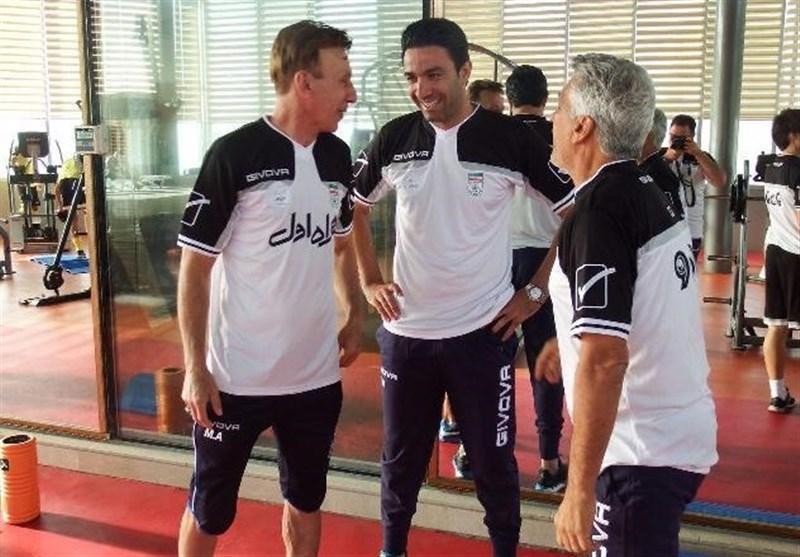 نکونام با تأخیر به اردوی تیم ملی در ایتالیا ملحق می گردد