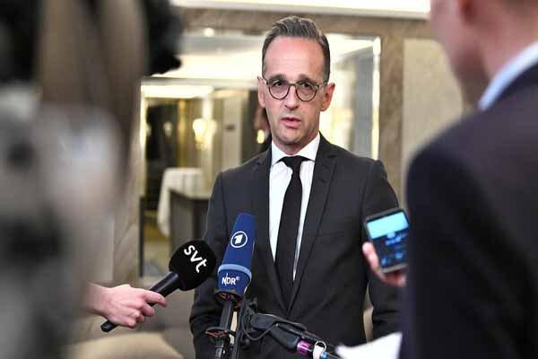 وزیر خارجه آلمان: آمریکا دخالت در امور اروپا را متوقف کند
