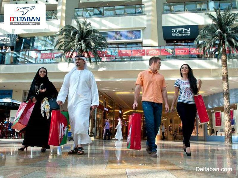 راهنمای خرید کردن در دبی
