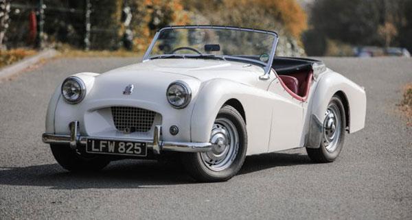 10 خودروی برتر تاریخ به انتخاب دیلی تلگراف