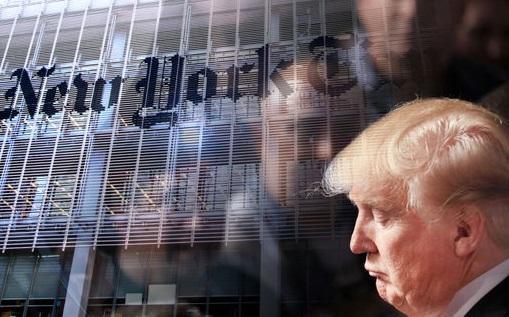 نیویورک تایمز تحرکات رئیس جمهور را ردیابی کرد!