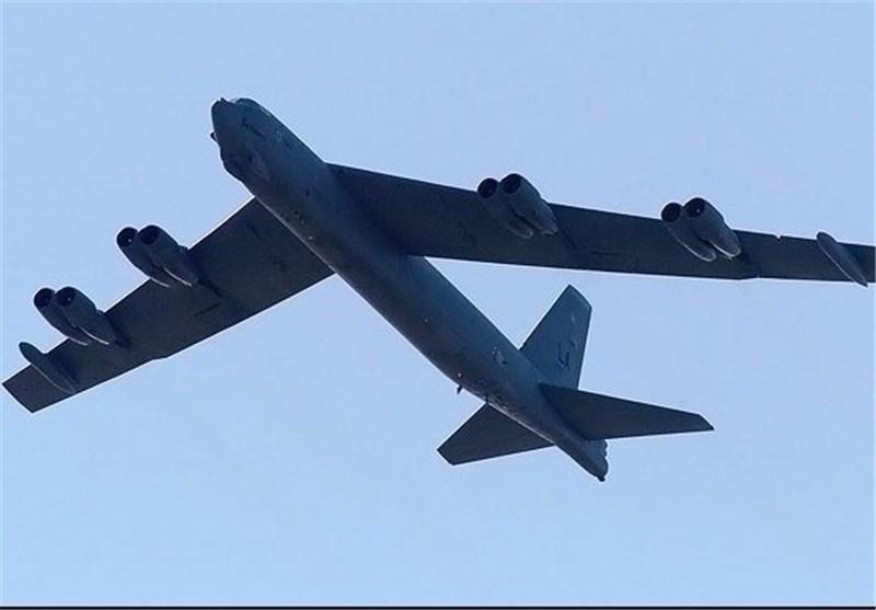 پنتاگون پرواز بمب افکن بی 52 بر فراز دریای جنوبی چین را تایید کرد