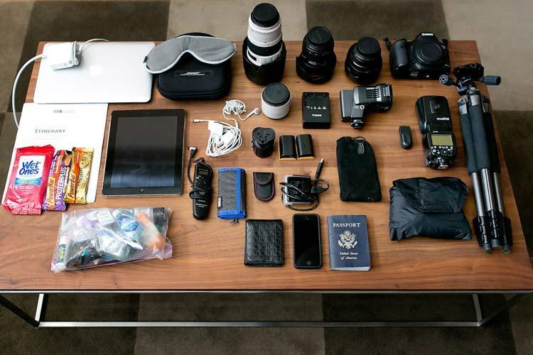 راهنمای مدیریت سفر با هدف عکاسی