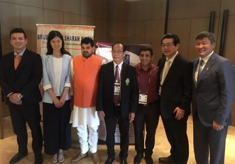 بنی تمیم: انتخابات شورای آسیا یک جنگ تمام عیار بود