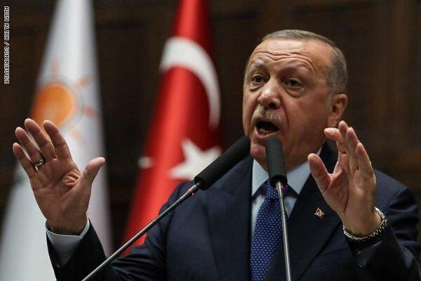 اردوغان: از دولت لیبی در مبارزه با ژنرال کودتاگر حمایت می کنیم
