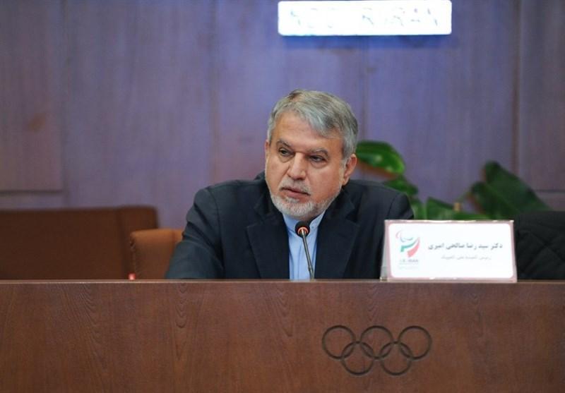 رئیس کمیته ملی المپیک در مراسم تقدیر از ورزشکاران المپیکی چه گفت؟