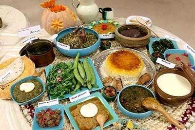 توسعه گردشگری خوراک در چارچوب غذاهای سنتی