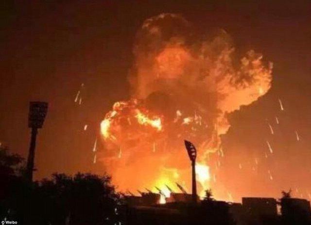 انفجار مرگبار دیگ بخار در کارخانه ای در هند