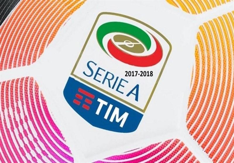 ترکیب اصلی تیم های لاتزیو و میلان اعلام شد