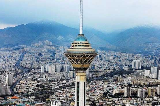 هوای تهران در یکم اسفند ماه؛ قابل قبول است