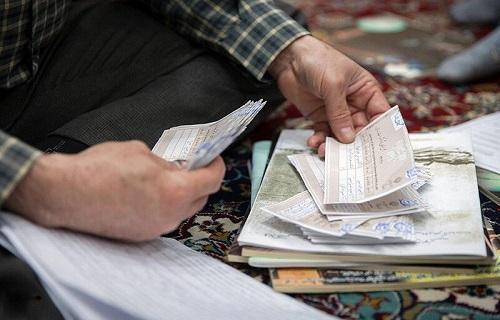 شروع شمارش آرا در شعب اخذ رای شهری کردستان