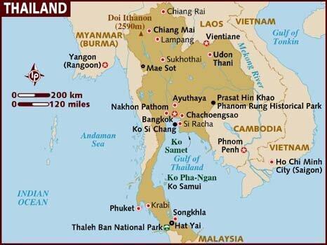 تایلند: گفتگوهای صلح با گروه شبه نظامی جنوب به پیشرفت رسید