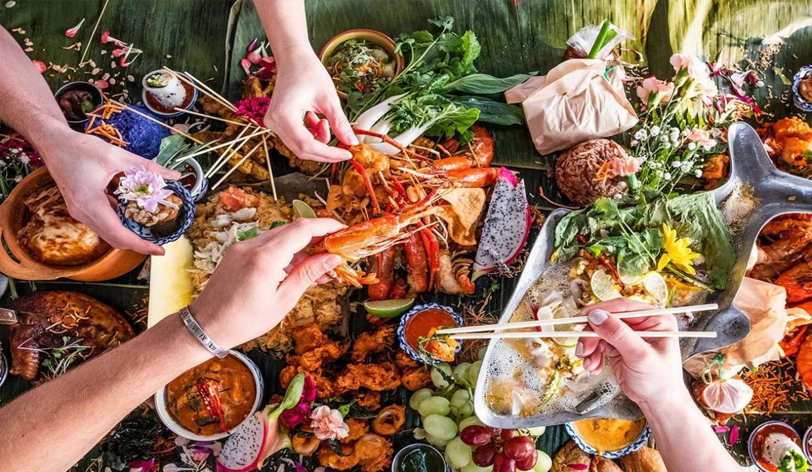 دوست داشتنی ترین غذاهای خیابانی تایلند