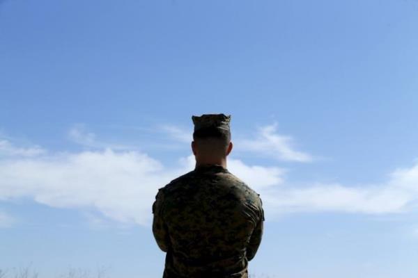 اولین نظامی آمریکا در ایتالیا کرونا گرفت