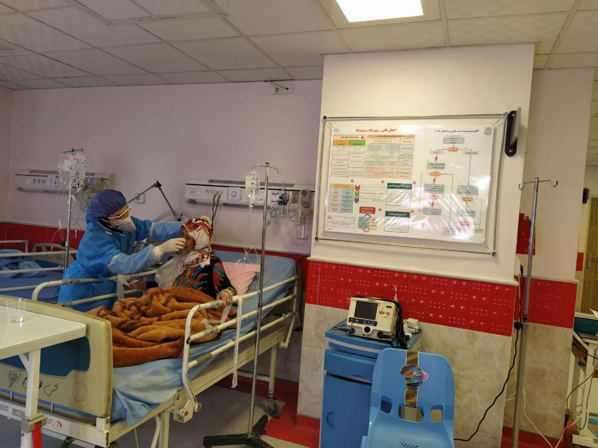 خبرنگاران 122 بیمار بهبودیافته کووید 19 در استان مرکزی ترخیص شدند