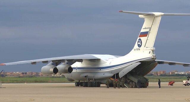 روسیه تمام پروازهای بین المللی را لغو کرد