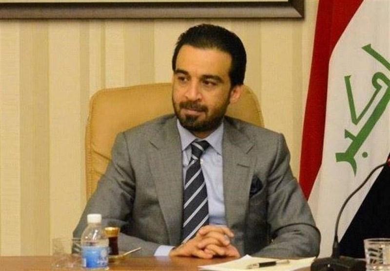 نشست ائتلاف سنی القوی العراقیه به ریاست الحلبوسی درباره تشکیل کابینه عراق