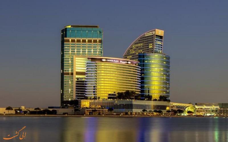 معرفی هتل کرون پلازا فستیوال دبی ، 5 ستاره