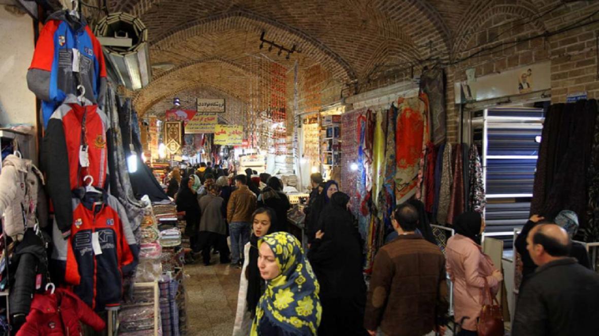 شروع فعالیت بازار سنتی قزوین از فردا